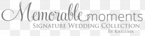 Day Dream Wedding - Logo Brand Font Design Product PNG