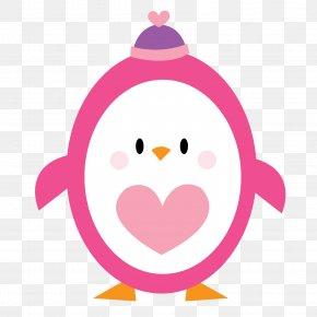 Penguin Clipart Cute - Clip Art Penguin Desktop Wallpaper Image Paper Clip PNG