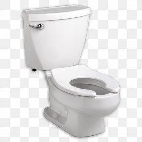 Toilet - Toilet Seat American Standard Brands Bathroom EPA WaterSense PNG