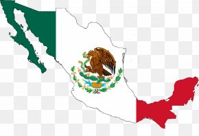 Mexico - Flag Of Mexico Mexican Cuisine Cinco De Mayo Clip Art PNG