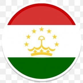 Darkgreen - Flag Of Tajikistan Tajik Soviet Socialist Republic National Flag PNG