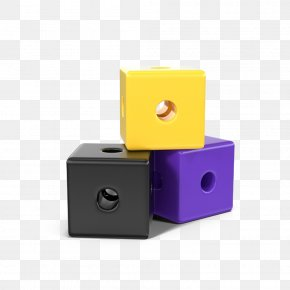 Apertured Colored Cubes - Cube Internet Of Things Square PNG