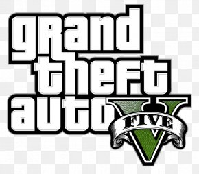 Grand Theft Auto Xbox Headset - Grand Theft Auto V Logo PlayStation 3 JPEG PNG
