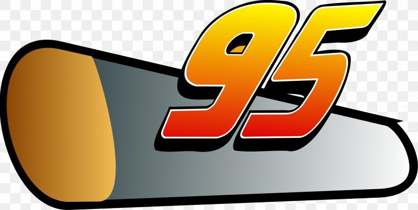 Lightning McQueen Sports Car Headlamp Clip Art, PNG, 2397x1210px, Lightning Mcqueen, Area, Automotive Lighting, Brand, Car Download Free