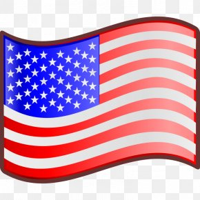 Us Flag Pictures Free - Flag Of The United States Clip Art PNG