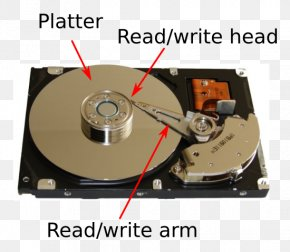 Computer - Hard Drives Disk Storage Computer Hardware Computer Software Data Recovery PNG