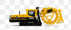 Bulldozer - Heavy Machinery Caterpillar Inc. Trencher PNG