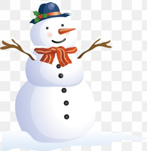 Snowman Vector Material - Share Ice Stock Water February PNG