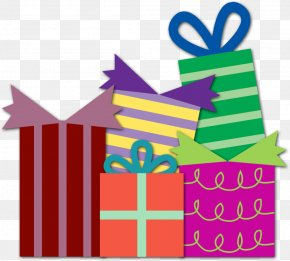 Present - Birthday Gift Party Clip Art PNG