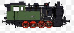 Like Button - Like Button Locomotive Railroad Car Train PNG