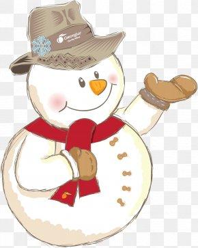 Tourist Season - Santa Claus Christmas Ornament Candy Cane Christmas Lights PNG