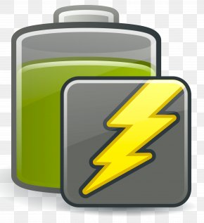 Battery Charging - Battery Charger Lithium Polymer Battery Clip Art PNG