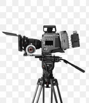Film Equipment - Tripod Video Cameras Movie Camera Film PNG