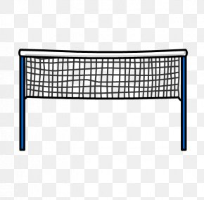 Net - Badminton Net Volleyball Racket Sport PNG