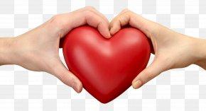 Love Heart - Love Heart Wallpaper PNG