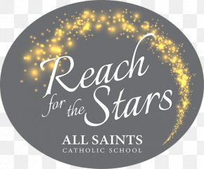 Catholic School - All Saints Catholic School (North Campus) Fundraising Logo 0 AllSaints PNG