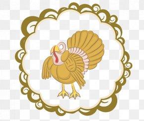 Creative Thanksgiving Turkey - Chicken Turkey Thanksgiving Clip Art PNG