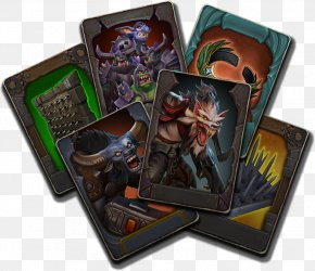 Orcs Must Die - Fluxx Orcs Must Die! Unchained Playing Card Game PNG