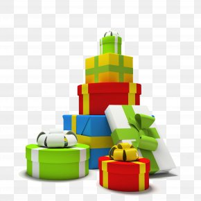 Gift Heap - Gift Birthday Icon PNG