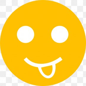 Smiley With Tongue Sticking Out - Android Application Package Mobile App Clip Art PNG