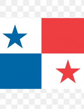 Flag - Flag Of Panama Panama City Panama Canal National Flag PNG