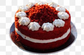 Red Velvet Cake - Red Velvet Cake Dessert Computer File PNG