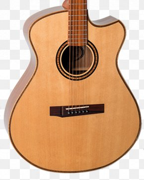 Acoustic Guitar - Acoustic Guitar Acoustic-electric Guitar PRS Guitars Musical Instruments PNG