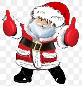 Christmas Day - Christmas Santa Claus Gift Xmas Clip Art PNG