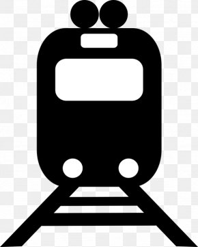 Train - Train Rail Transport Clip Art Trolley Image PNG