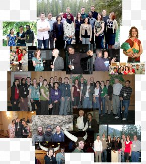 Collage - Social Group Community Public Relations Crowd Collage PNG