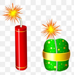 Firecrackers Clip Art Image - Sivakasi Crackers Shop (Crackers Manufacturers In Sivakasi/Crackers Wholesaler/Sivakasi Crackers) Firecracker New Year Clip Art PNG