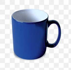 Mug - Mug Coffee Cup Blue Ceramic Paper PNG