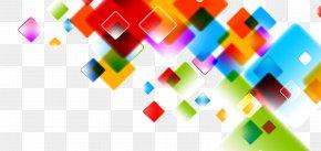 Colorful Squares - Kerala Onam Vishu Wish Wallpaper PNG