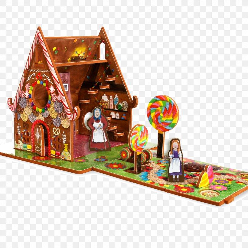 Hansel and Gretel dollhouse miniature book