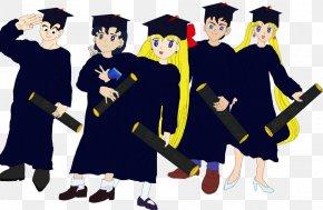 Invitation Poster Graduation Posters - DeviantArt Graduation Ceremony Sailor Venus PNG