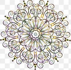 Floral Background - Floral Design Flower Pattern PNG