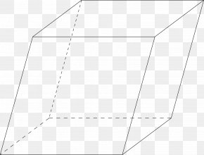 Shape - Parallelepiped Rhomboid Parallelogram Geometry Shape PNG