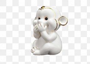 Wuzui Little Monkey - Monkey Gratis Clip Art PNG