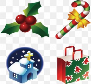 Shopping Bags - Snow Clip Art PNG