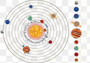 Solar System Planet - Solar System Planet Icon PNG