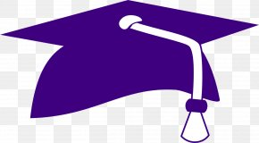 Graduation - Square Academic Cap Graduation Ceremony Hat Clip Art PNG