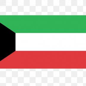 Flag - Flag Of Kuwait Flag Of Kuwait Flag Of Syria Clip Art PNG