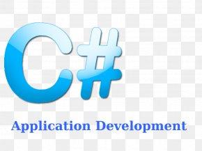Application Development - C# Logo Programming Language Object-oriented Programming .NET Framework PNG