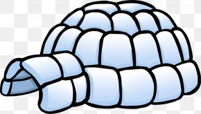 Igloo Pictures - Club Penguin Igloo Clip Art PNG