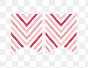 Pink Banner - Red Logo Banner CorelDRAW PNG