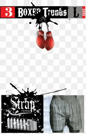 Plastic Bag - Advertising Boxing Glove Graphic Design Poster PNG
