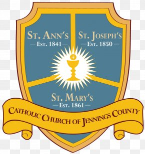 School - Logo Jennings County Schools Catholic School Label PNG