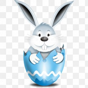 Easter Bunny Transparent Images - Easter Bunny Bunny Egg Red Easter Egg PNG