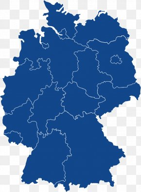 Map - Germany City Map Geography PNG