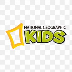 Vector Child - National Geographic Kids Logo Book PNG